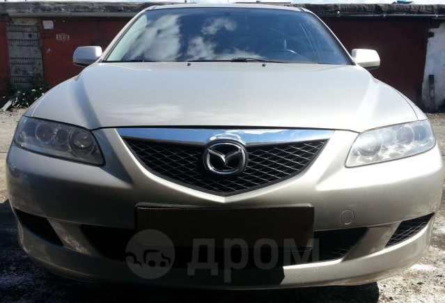 Mazda Mazda6, 2005 год, 420 000 руб.