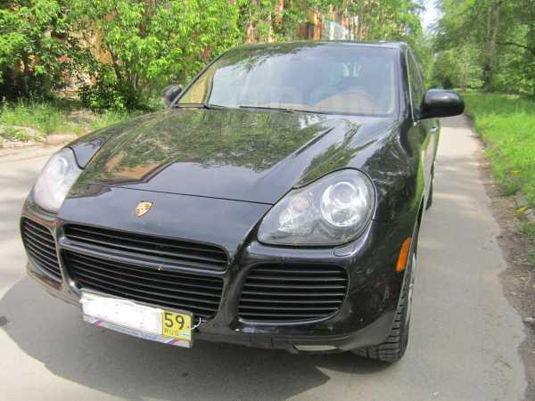 Porsche Cayenne, 2003 год, 730 000 руб.