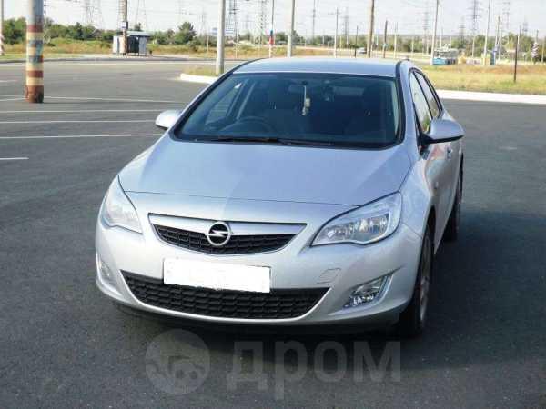 Opel Astra, 2010 год, 630 000 руб.