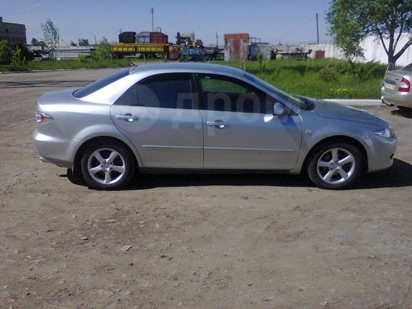 Mazda Mazda6, 2004 год, 400 000 руб.