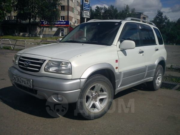 Suzuki Escudo, 2001 год, 505 000 руб.
