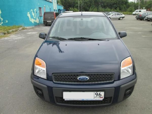Ford Fusion, 2009 год, 375 000 руб.