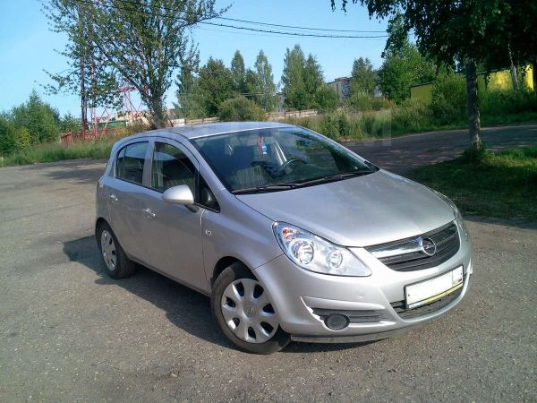 Opel Corsa, 2010 год, 505 000 руб.