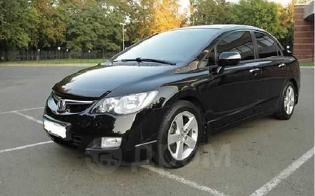 Honda Civic, 2008 год, 590 000 руб.