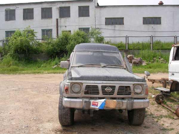 Nissan Safari, 1994 год, 380 000 руб.