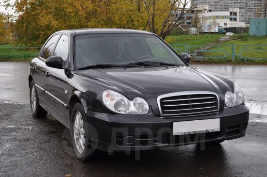 Hyundai Sonata, 2006 год, 340 000 руб.