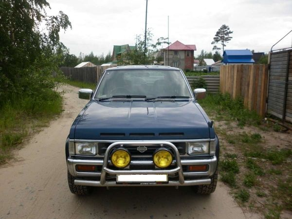 Nissan Terrano, 1995 год, 240 000 руб.