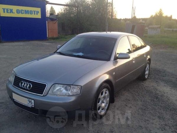 Audi A6, 2001 год, 400 000 руб.