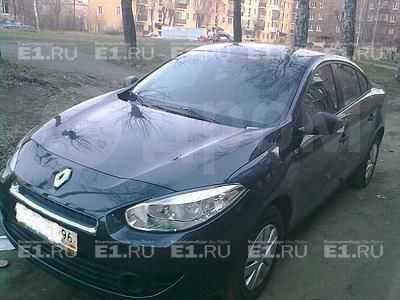 Renault Fluence, 2011 год, 505 000 руб.