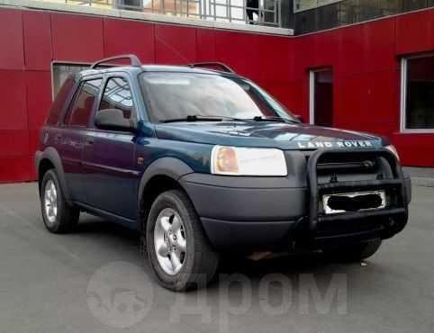 Land Rover Freelander, 2000 год, 345 000 руб.