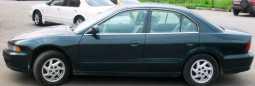 Mitsubishi Galant, 2003 год, 247 000 руб.