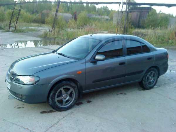 Nissan Almera, 2004 год, 280 000 руб.