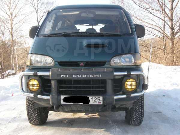 Mitsubishi Delica, 1997 год, 200 000 руб.