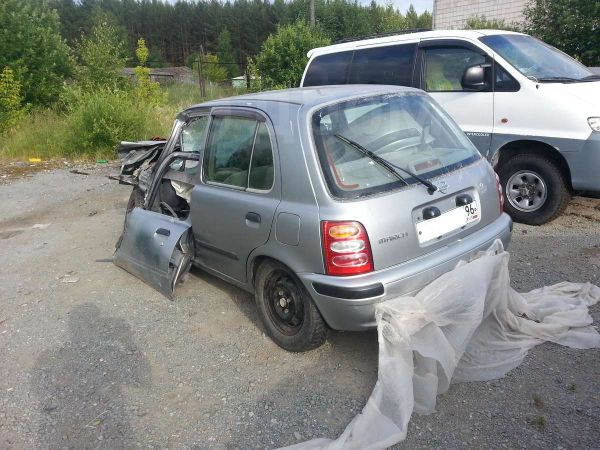 Nissan March, 2001 год, 43 000 руб.