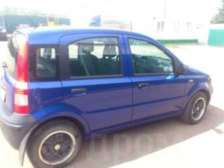 Fiat Panda, 2008 год, 190 000 руб.