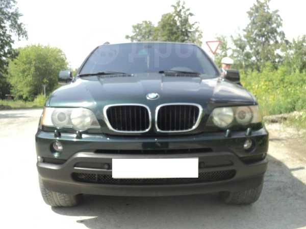 BMW X5, 2003 год, 675 000 руб.