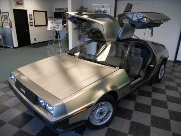 Купить ДеЛореан ДМС-12 1981 в Москве, Ещё одной отличительной особенностью  машины является рамный кузов из композита, тюнинг, механика, 2800 куб.см,  ... 33d5861ffa8