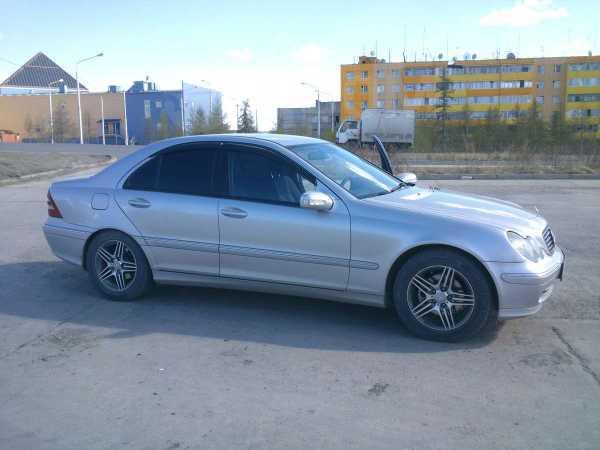 Mercedes-Benz C-Class, 2001 год, 550 000 руб.