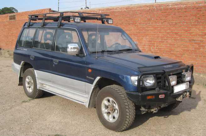 Mitsubishi Pajero, 1998 год, 550 000 руб.