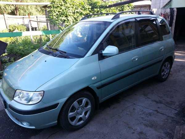 Hyundai Matrix, 2007 год, 400 000 руб.
