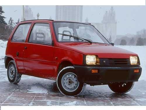 Лада 1111 Ока, 2003 год, 59 999 руб.