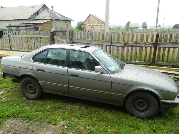 BMW BMW, 1991 год, 140 000 руб.