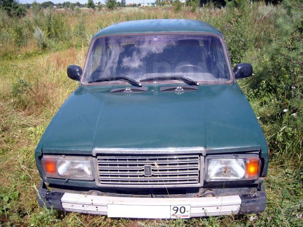 Лада 2107, 1995 год, 25 000 руб.