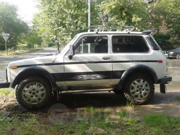 Лада 4x4 2121 Нива, 1991 год, 130 000 руб.