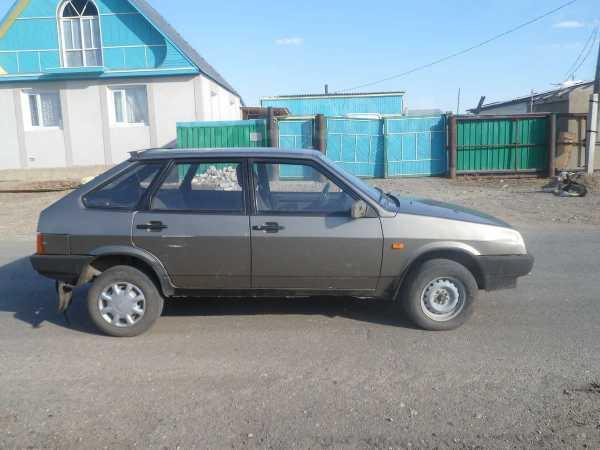 Лада 2109, 2001 год, 120 000 руб.