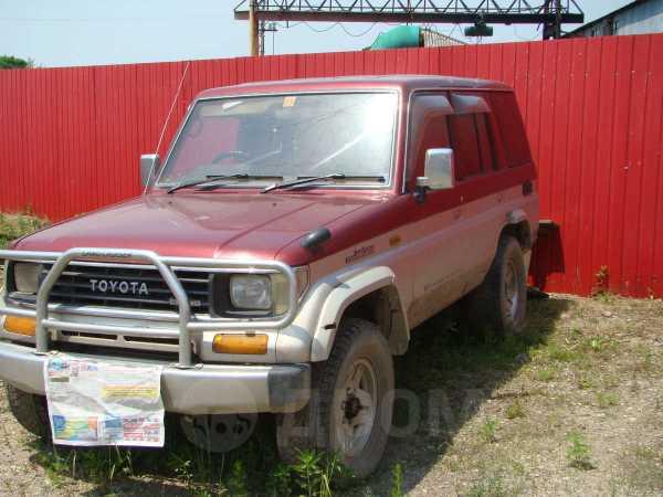Toyota Land Cruiser Prado, 1992 год, 90 000 руб.