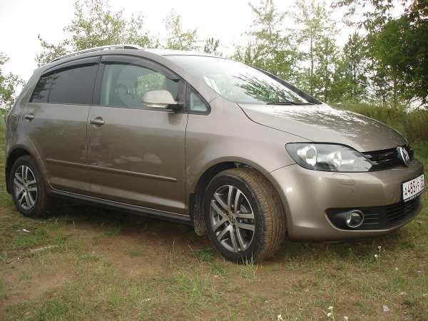 Volkswagen Golf Plus, 2011 год, 770 000 руб.