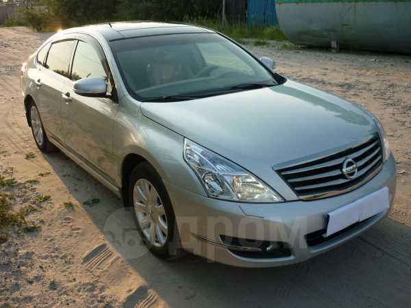 Nissan Teana, 2010 год, 750 000 руб.