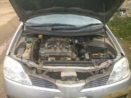 Nissan Primera, 2003 год, 150 000 руб.
