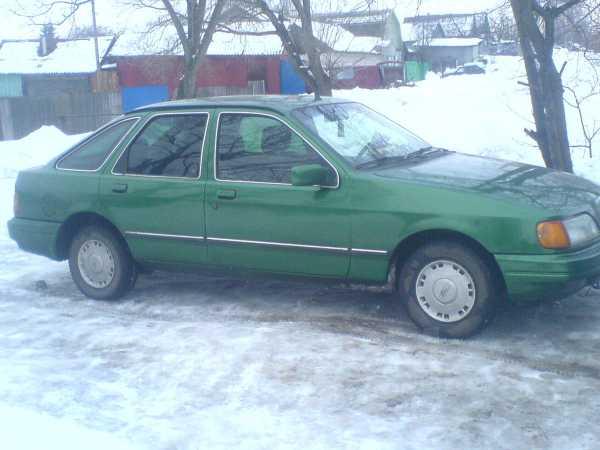 Ford Sierra, 1987 год, 65 000 руб.