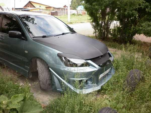 Mitsubishi Lancer, 2005 год, 420 000 руб.