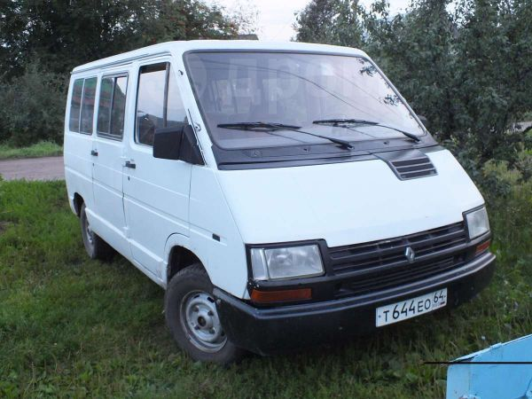 Renault Trafic, 1991 год, 99 000 руб.