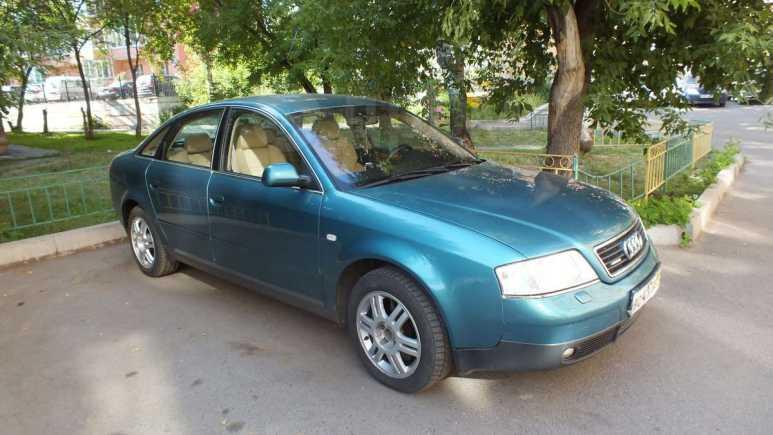 Audi A6, 2000 год, 365 000 руб.