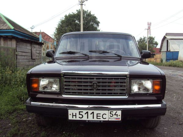 Лада 2107, 2009 год, 135 000 руб.