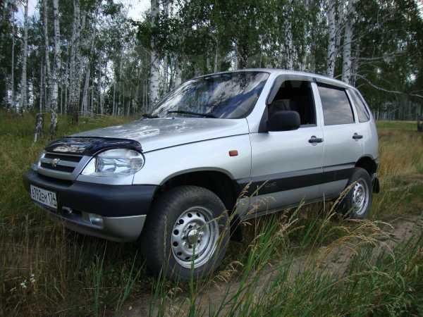 Chevrolet Niva, 2006 год, 278 000 руб.