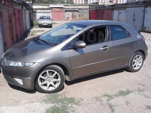Honda Civic, 2008 год, 530 000 руб.