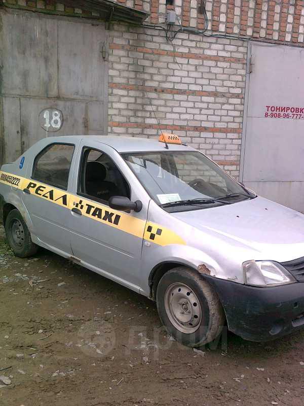 Renault Logan, 2007 год, 100 000 руб.