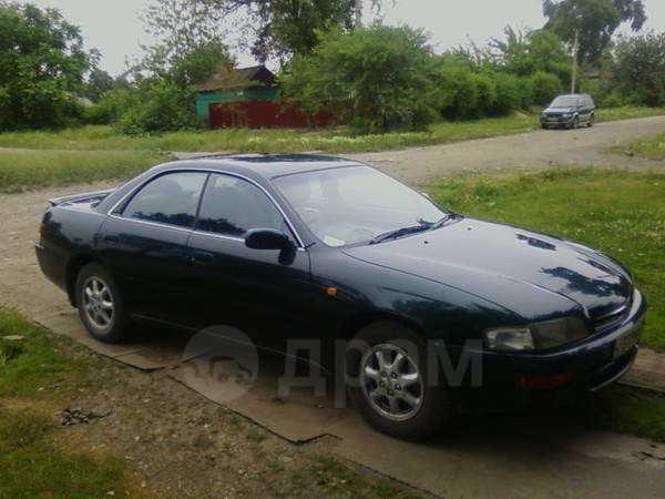 Toyota Corona Exiv, 1996 год, 155 000 руб.