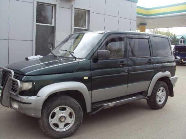 УАЗ Патриот, 2005 год, 230 000 руб.