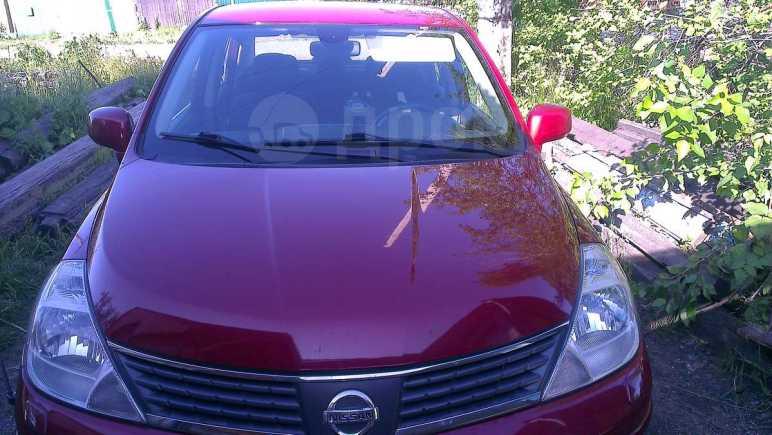Nissan Tiida, 2008 год, 520 000 руб.