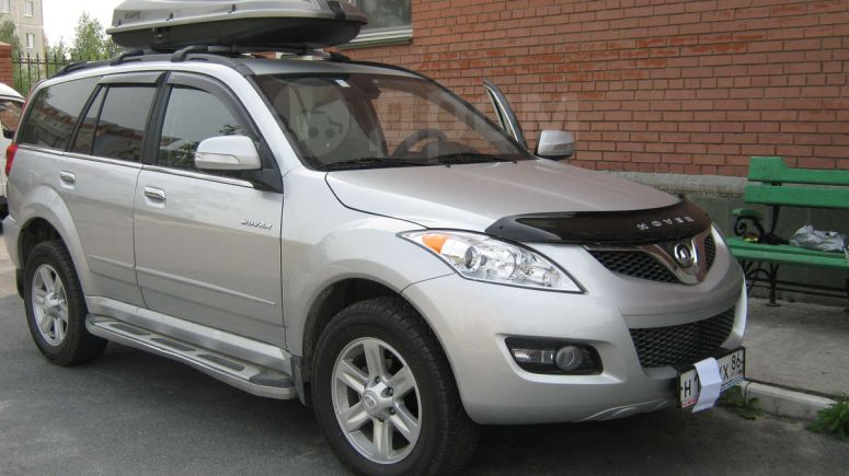 Great Wall Hover H5, 2012 год, 850 000 руб.