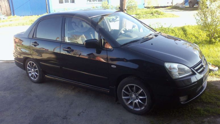 Suzuki Liana, 2006 год, 300 000 руб.