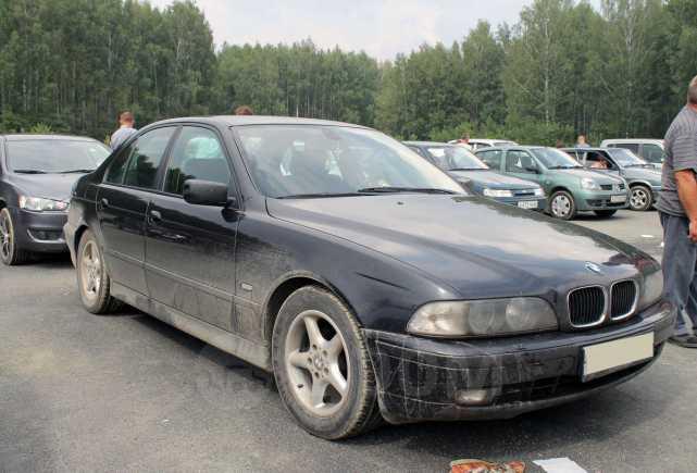 BMW 5-Series, 2000 год, 365 000 руб.