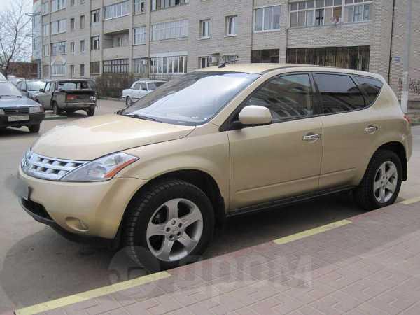 Nissan Murano, 2003 год, 450 000 руб.