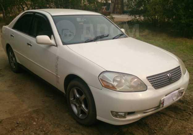 Toyota Mark II, 2000 год, 410 000 руб.