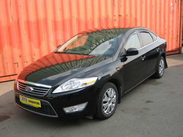 Ford Mondeo, 2010 год, 569 000 руб.